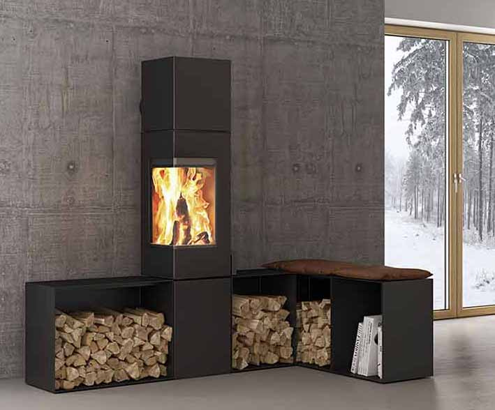 ofen bohn kamin fen. Black Bedroom Furniture Sets. Home Design Ideas
